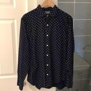 Bonobos Men's Large Slim Fit Casual Button Down